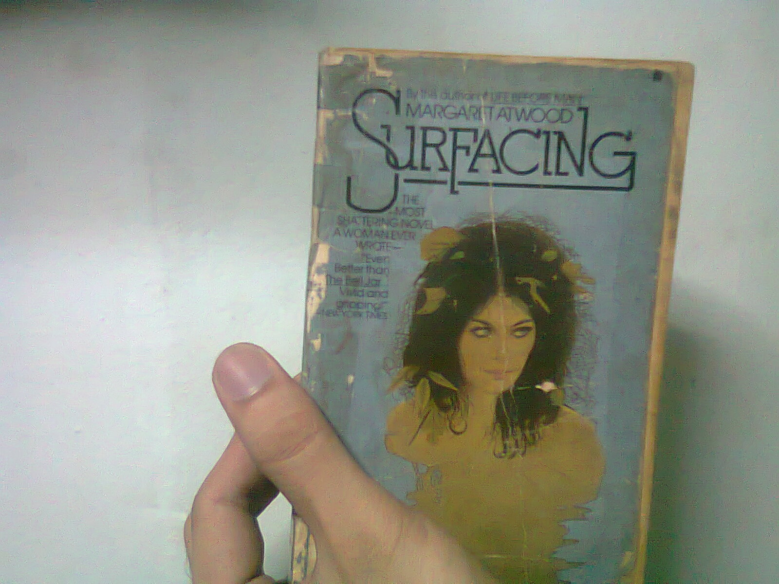 surfacing by margaret atwood as a symbolic novel Margaret atwood's second novel and one i'm reading for the first time --margaret atwood, surfacing surfacing would be a very interesting book to study.