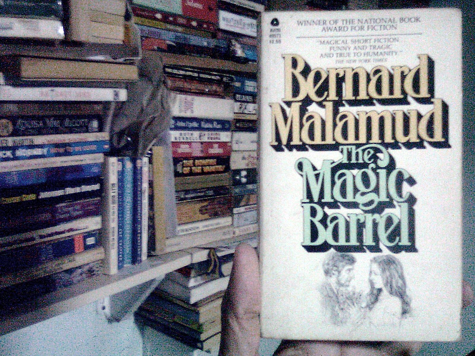 the magic barrel essay