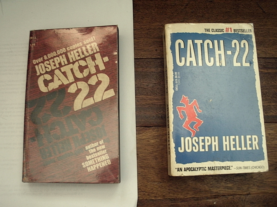 catch 22 book review The catch-22 itself is a bureaucratic idiocy so sublime it leaves you staring out  the window  sign up for bookmarks: discover new books our weekly email   fear review: bob woodward's dragnet descends on donald trump.