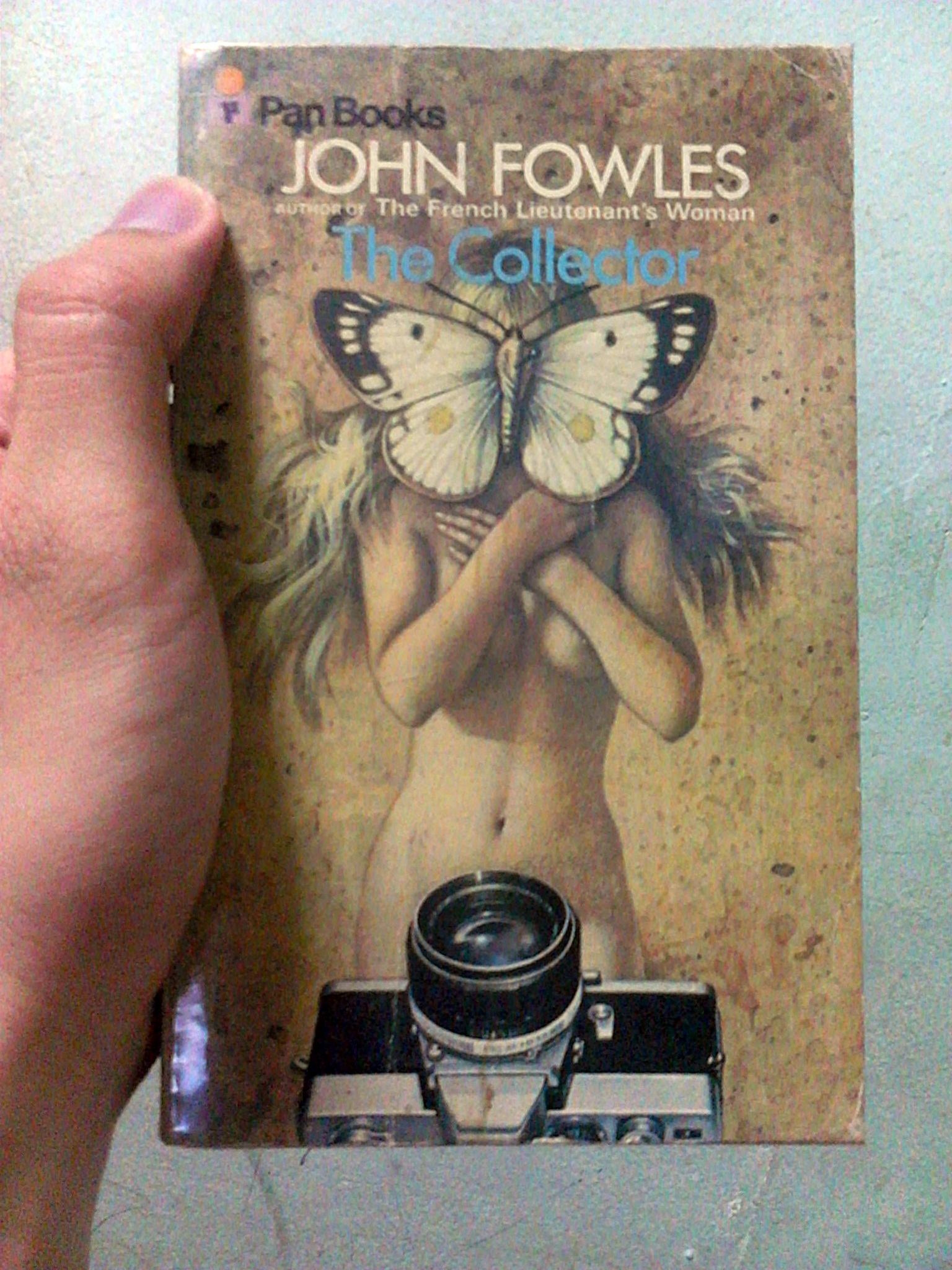the collector by john fowles Buy the collector seventh printing by john fowles (isbn: ) from amazon's book store everyday low prices and free delivery on eligible orders.